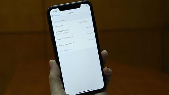 Hướng dẫn sử dụng eSIM trên iPhone của Viettel