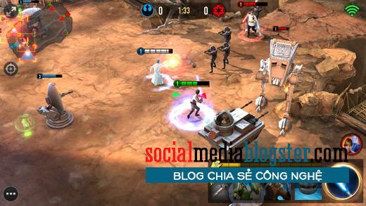 5 game bom tấn từ Netmarble là cộng đồng phổ biến nhất hiện nay