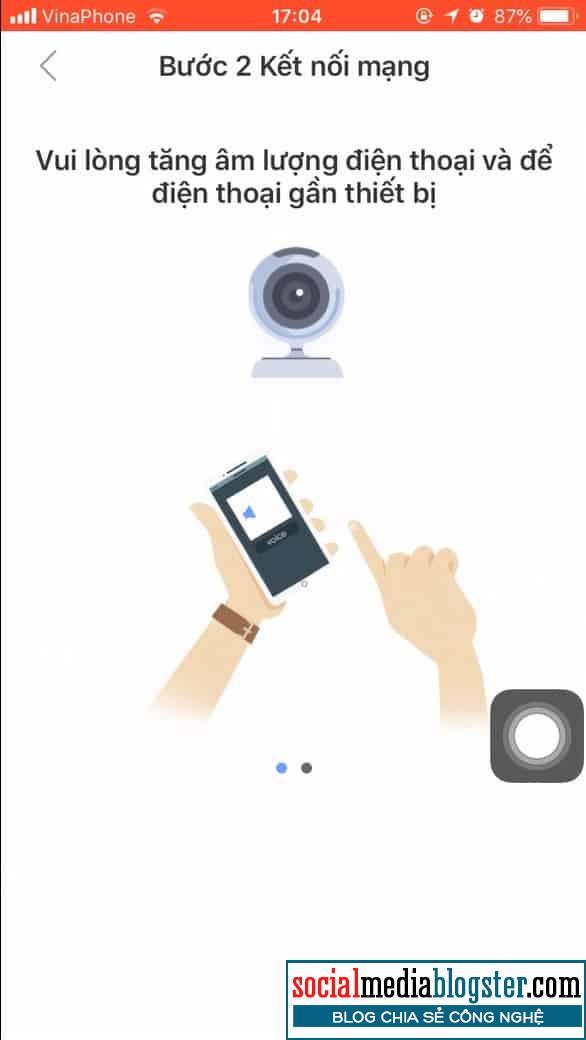 Hướng dẫn chi tiết cài đặt Camera Yoosee cho điện thoại 2019 qua hình ảnh và video 19