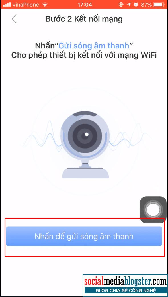 Hướng dẫn chi tiết cài Camera Yoosee cho điện thoại 2019 qua hình ảnh và video 20