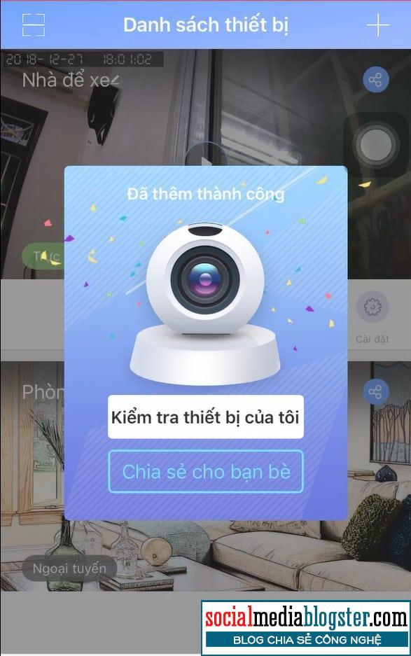 Hướng dẫn cài đặt Camera Yoosee cho điện thoại 2019 chi tiết qua hình ảnh và video 27