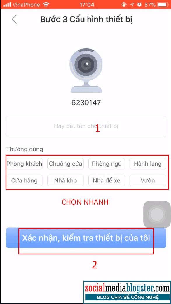 Hướng dẫn cài đặt Camera Yoosee cho điện thoại 2019 chi tiết qua hình ảnh và video 28