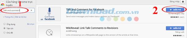 Hướng dẫn gửi tin nhắn thoại và bình luận bằng giọng nói trên facebook bằng Chrome