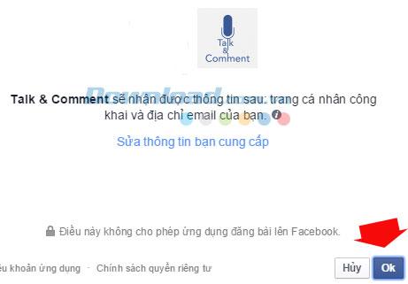 Cách gửi tin nhắn thoại và bình luận bằng giọng nói trên facebook bằng chrome