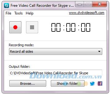 Ghi âm cuộc gọi Skype