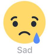 Biểu tượng buồn