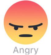 Biểu tượng giận dữ