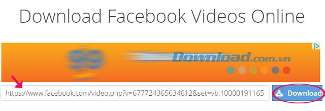 Cách tải video trên Facebook nhanh chóng