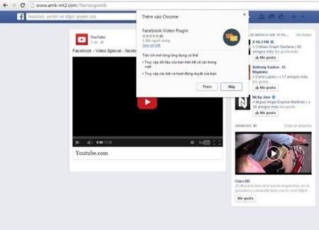 Virus tấn công người dùng Facebook năm 2014
