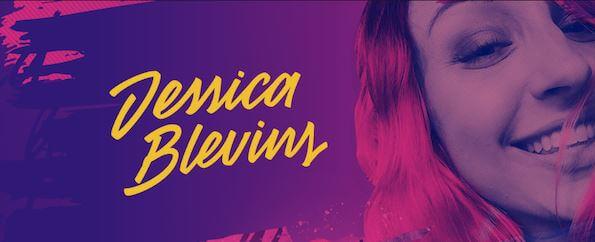 Jessica Blevins - hotgirl streamer game