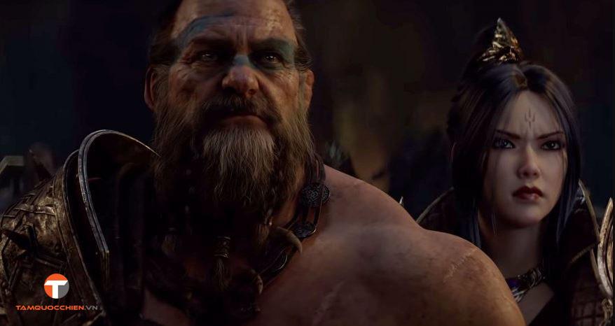 """Diablo 4 vừa đột ngột xuất hiện trong 1 quảng cáo cho """"The Art of book"""" của Blizzard"""