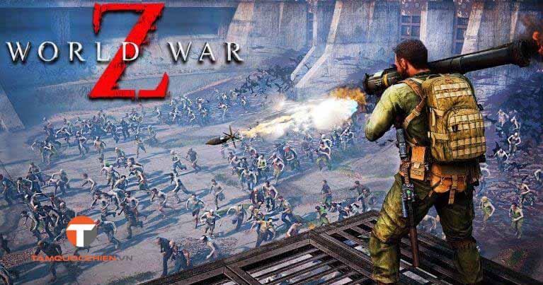 Download game World War Z full PC - TamQuocChien