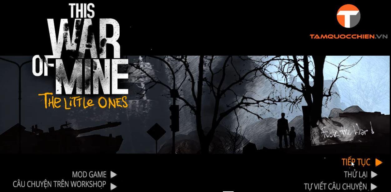 Download This War of Mine việt hóa full PC game - TamQuocChien
