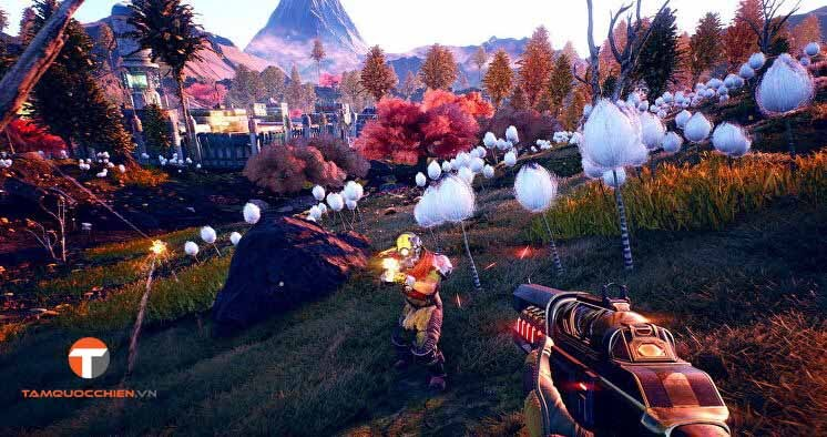 Game nhập vai hành động The Outer Worlds - TamQuocChien
