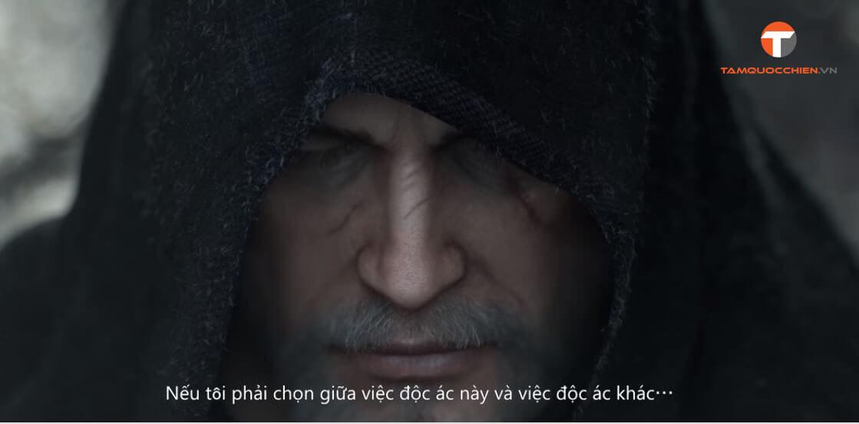 Game hành động nhập vai The Witcher 3 Việt Hóa - TamQuocChien