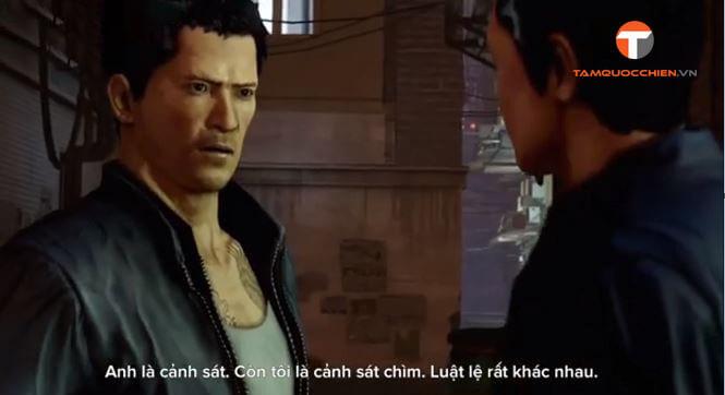 Game hành động thế giới mở Sleeping Dogs Việt Hóa - TamQuocChien