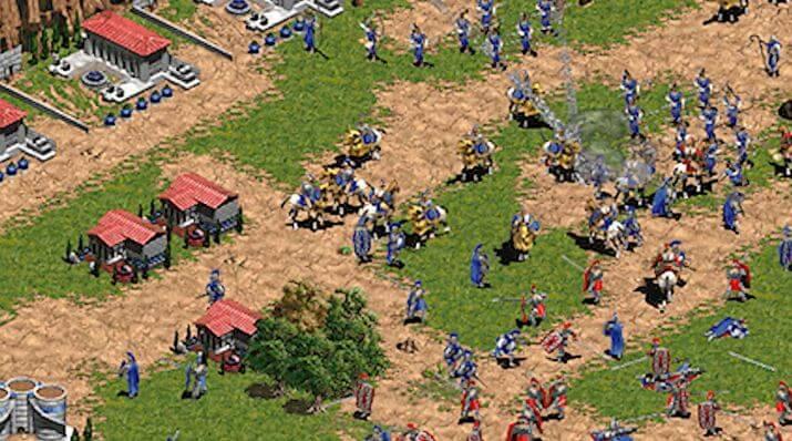 Age of Empires – AOE