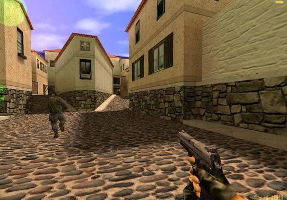 Half-life 1.1 – CS 1.1
