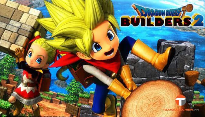 DENUVO tiếp tục được tin dùng để bảo vệ Dragon Quest Builders 2 - TamQuocChien