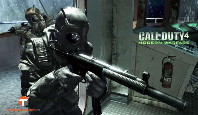 Game bắn súng Call of Duty 4 Modern Warfare Việt Hóa - TamQuocChien