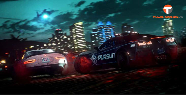 Game đua xe Need for Speed Heat - TamQuocChien