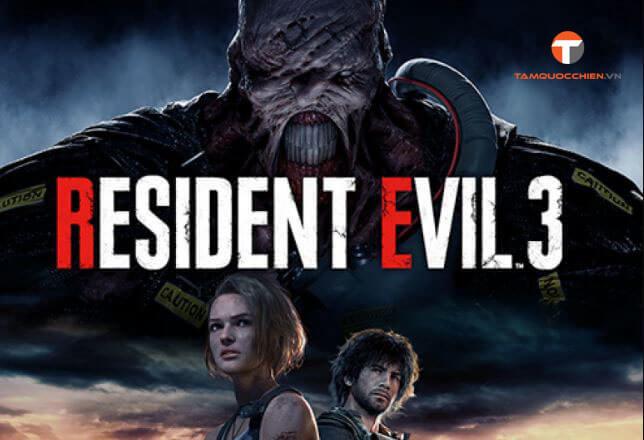 Resident Evil 3 Remake mang tên Resident Evil Nemesis - TamQuocChien