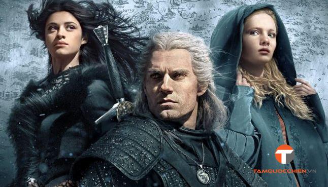 The Witcher của Netflix hé lộ phân cảnh chiến đấu - TamQuocChien