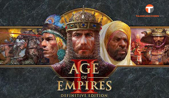 Download game AOE 2 Definitive Edition full PC - TamQuocChien