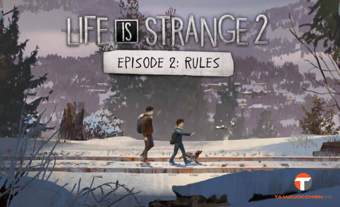 Download game Life is Strange 2 EP 2 Rules full PC - TamQuocChien