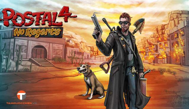 Download game Postal 4 No Regerts full PC - TamQuocChien