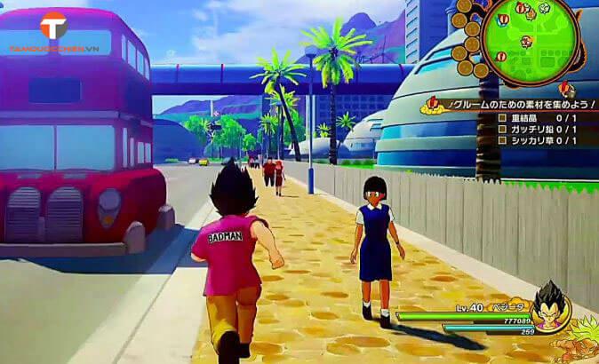 Game nhập vai hành động Dragon Ball Z Kakarot - TamQuocChien