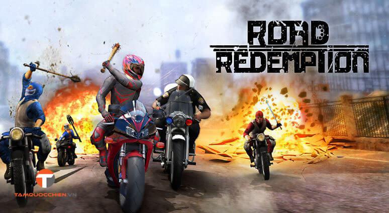 Download game Road Redemption full PC - TamQuocChien
