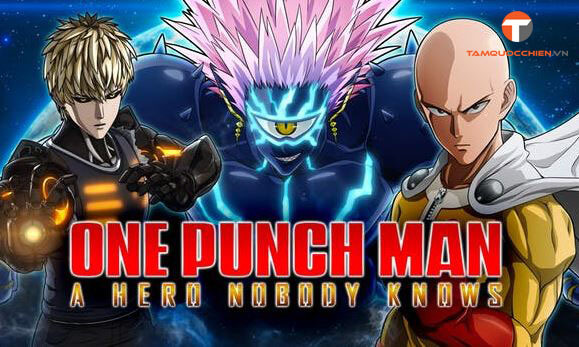Download game One Punch Man A Hero Nobody Knows full PC - TamQuocChien