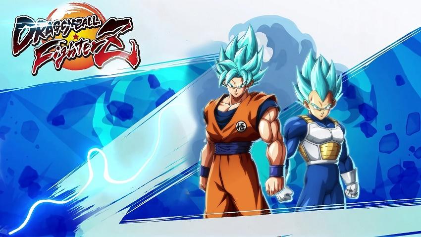 Game chiến đấu trong anime - Dragon Ball Fighter Z
