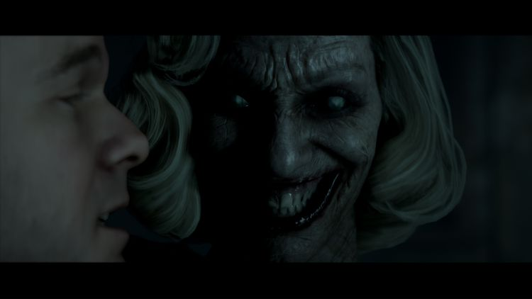 The Dark Pictures Anthology: Man of Medan: Horror