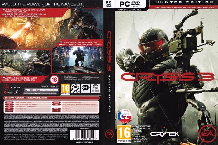 Chỉ cần một thiết bị tầm trung là có thể chống lại Crysis 3