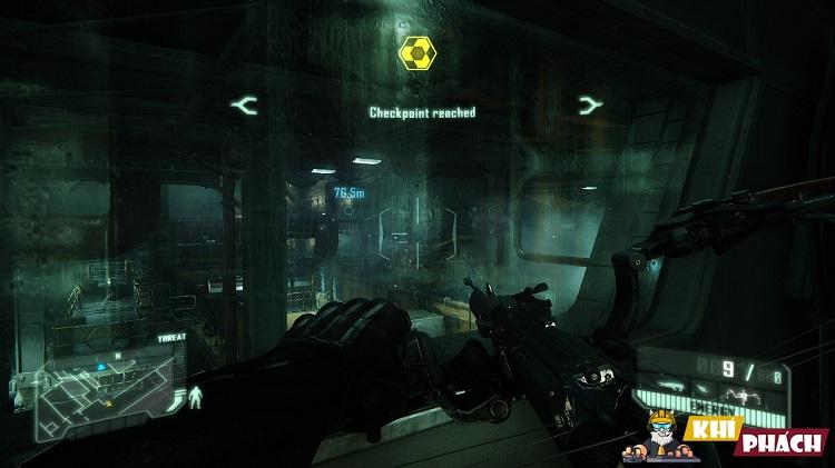 War Crysis 3 với Air Phach, anh bạn