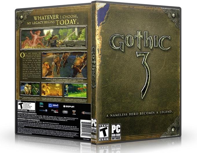 Cấu hình yêu cầu để chơi game Gothic 3 cực nhẹ