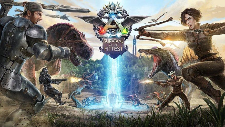 Cấu hình cần thiết để chơi game Ark Survival Evolved