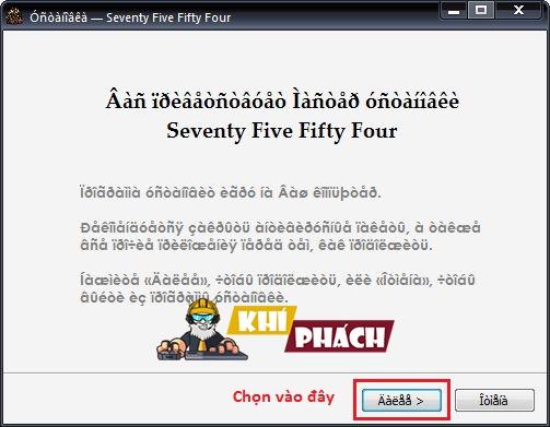 Chạy File setup.exe để Start quá trình cài đặt Game 7554