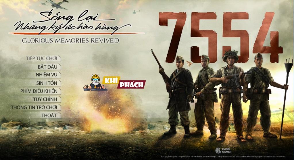 Game chiến đấu 7554 Full với Tam Quốc Chiến các bạn nhé !!!