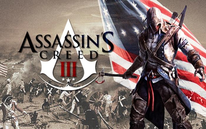 Assassins Creed 3 vẫn là bối cảnh của cuộc Cách mạng Mỹ