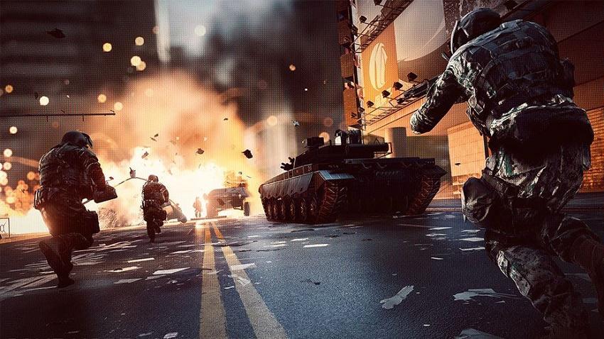 Tải Battlefield 4 Full Cho PC để chiến nhé các bạn