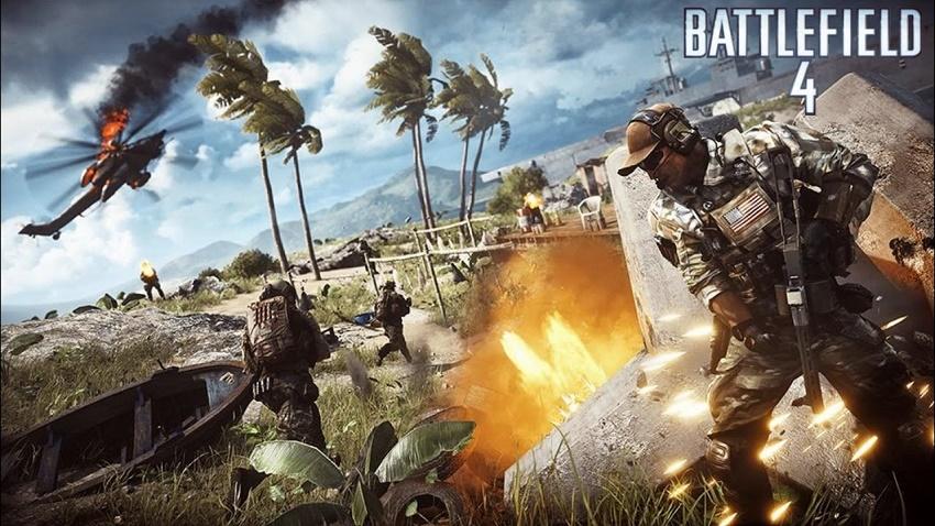 Game bắn súng đồ họa tuyệt đỉnh Battlefield 4