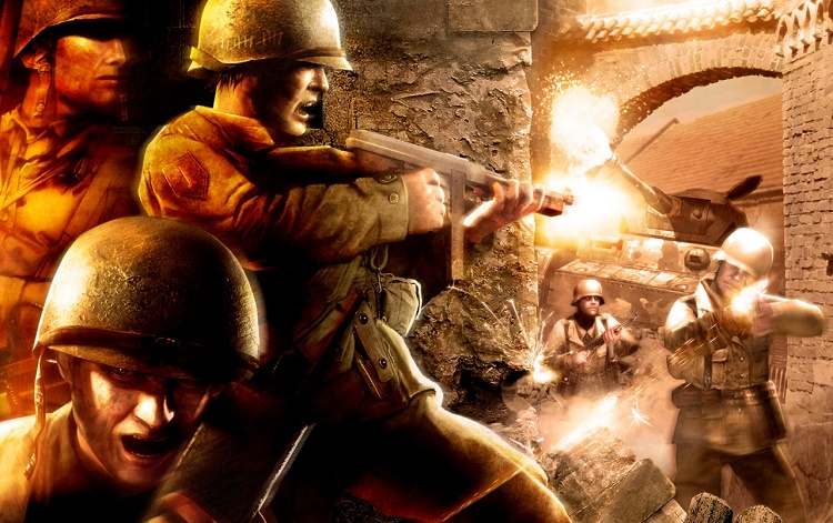 Game Call Of Duty 2 máy bắn súng cực chất cấu hình yếu