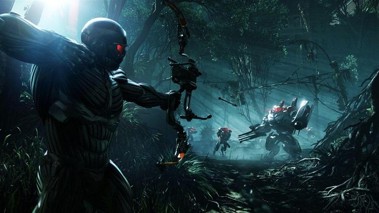 Crysis 3 - Nanosuit và chiến binh huyền thoại
