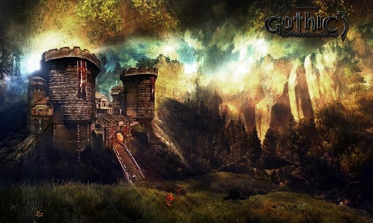 Game nhập vai nhẹ nhàng cho PC nhưng hay - Gothic 3