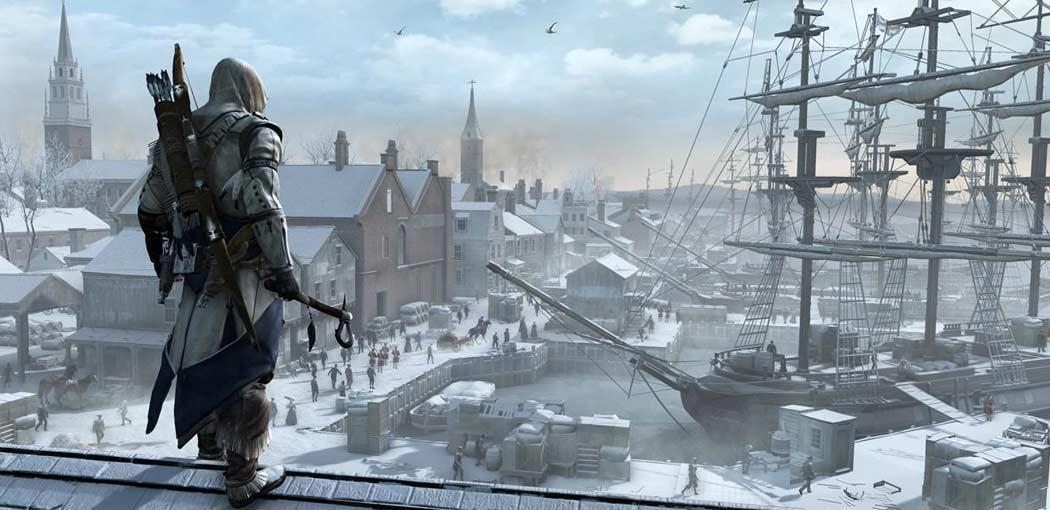 Assassins Creed 3 có một lối chơi độc đáo