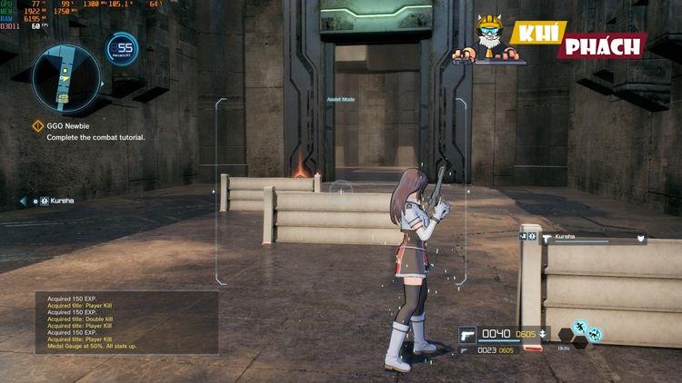 Chiến game Sword Art Online: Fatal Bullet cùng Chí Minh nào các anh em ơi !!
