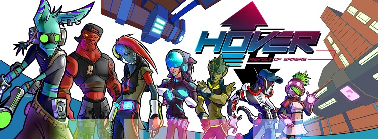 Tải Game Parkour Hover: Revolt of Gamers cho PC